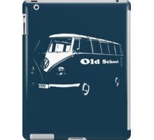 vw bus, Old School iPad Case/Skin