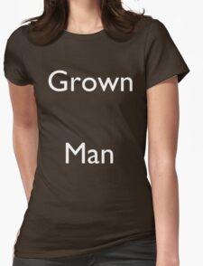 Woozi Grown Man Shirt Design Womens Fitted T-Shirt