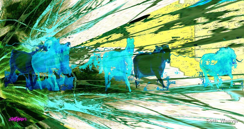 Pride of Pegasus by Seth  Weaver