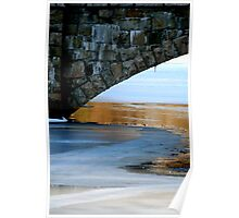 bridge arch Poster