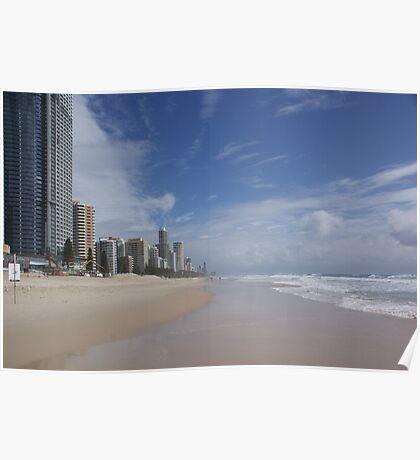 Surfers paradise, Gold coast,QLD, Australia  Poster
