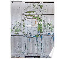 Flakey Door Poster