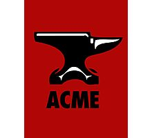 Acme Anvil Photographic Print
