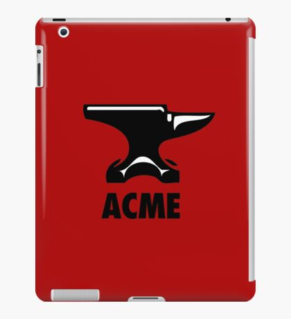 Acme Anvil iPad Case/Skin