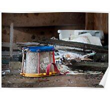 Little Drums In Despair Poster