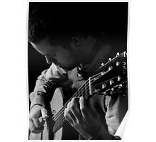 Guitar Fiend Poster