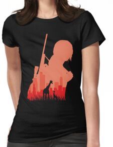 The last Hope Womens Fitted T-Shirt