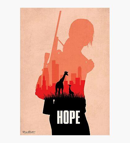 The last Hope Photographic Print