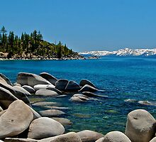 Lake Tahoe by rrushton
