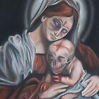Madonna & Child by Joe Dragt