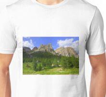 Dolomites Unisex T-Shirt