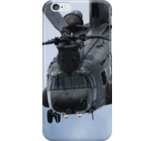 Chinook Helicopter iPhone Case/Skin
