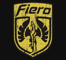 Pontiac Fiero 1 by saturdaytees