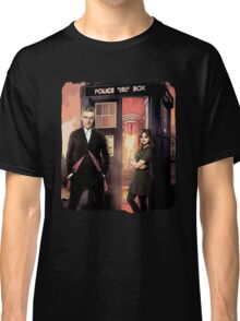 Capaldi Doctor Who Classic T-Shirt