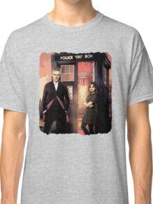 Capaldi Doctor Who Classic T-Shirt
