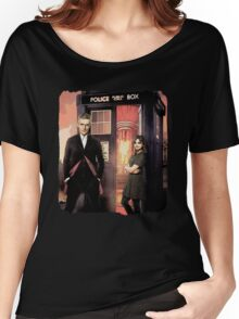 Capaldi Doctor Who Women's Relaxed Fit T-Shirt