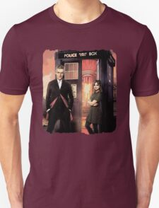 Capaldi Doctor Who Unisex T-Shirt
