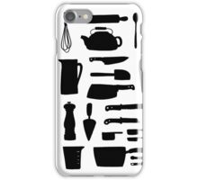 Cuisine iPhone Case/Skin