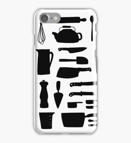 Cuisine iPhone Case/Skin