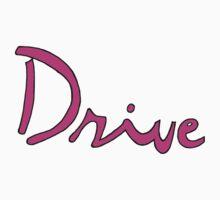 Drive Inspired Shirt Kids Tee