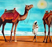 Camel Man 2 by shagufta