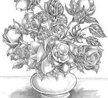 Roses by birchk