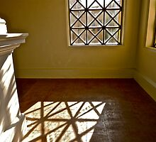 Light & Architecture, Stanford University Museum by Scott Johnson