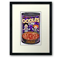 Oodles Framed Print