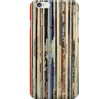 The Beatles, Led Zeppelin, The Rolling Stones - Classic Rock Albums iPhone Case/Skin