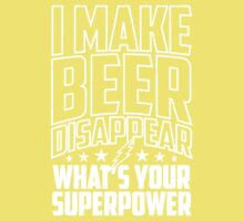 I Make Beer Disappear Kids Clothes