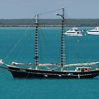 Pearl Lugger, Broome by DEB CAMERON