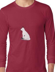 Scribbler Kitty Long Sleeve T-Shirt