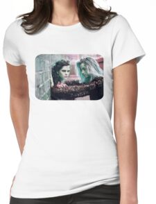 Acid And Lace Womens Fitted T-Shirt