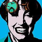 Pop Art Steampunk by Mark Dobson