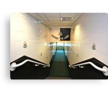 Howay The Lads Canvas Print