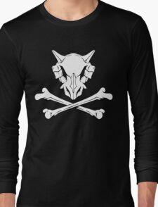 Cubone Skull Long Sleeve T-Shirt