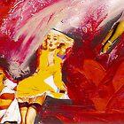 The look, 2011 by Thelma Van Rensburg