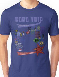 usa california road trip tshirt by rogers bros Unisex T-Shirt