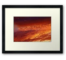 only good dreams Framed Print