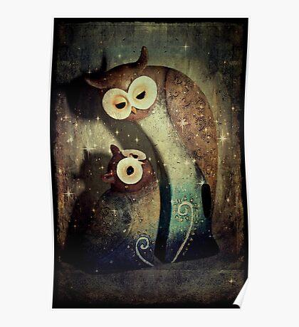 Night Owls Poster