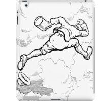 Theodor Kittelsen Askeladden og de gode hjelperne 4 iPad Case/Skin
