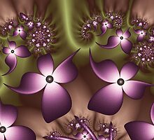 Dancing Flowers II by gabiw