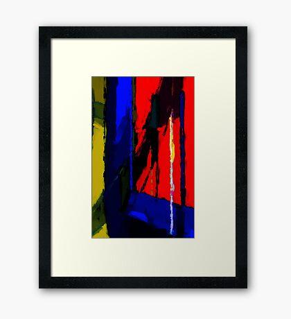 Torment Framed Print