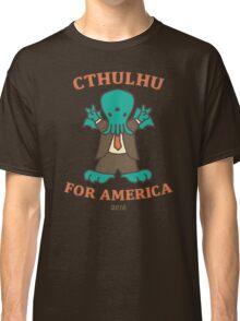 Cthulhu for America 2016 Classic T-Shirt