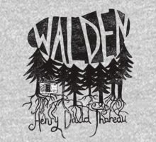 Walden (black) by Louise Norman
