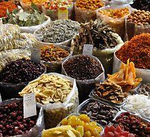 Herb market by Milonk