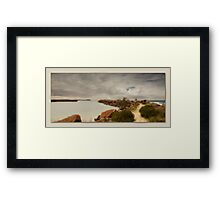 Laurieton nsw Framed Print