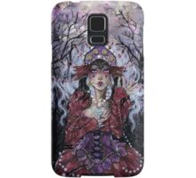 Tipsy Tarot - Four of Pentacles Samsung Galaxy Case/Skin