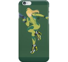 Zero Suit Samus (Green) - Super Smash Bros. iPhone Case/Skin