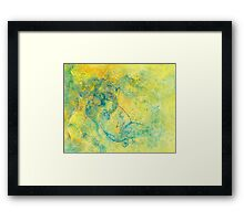 """Distant Memories of a Summers Day"" Framed Print"